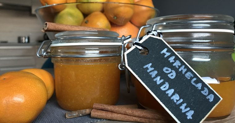 Domaća marmelada od mandarina