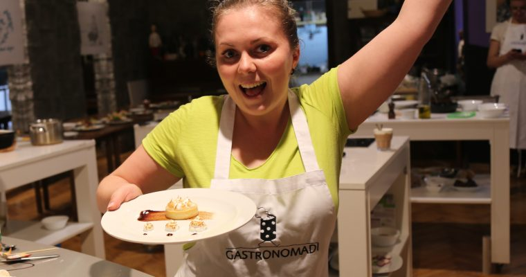 Gastronomadi – napredni tečaj kuhanja